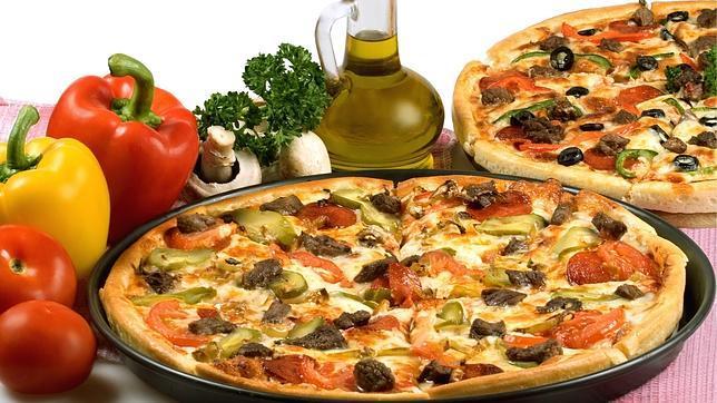 La Preocupante Cantidad De Sal Que Tienen Las Pizzas