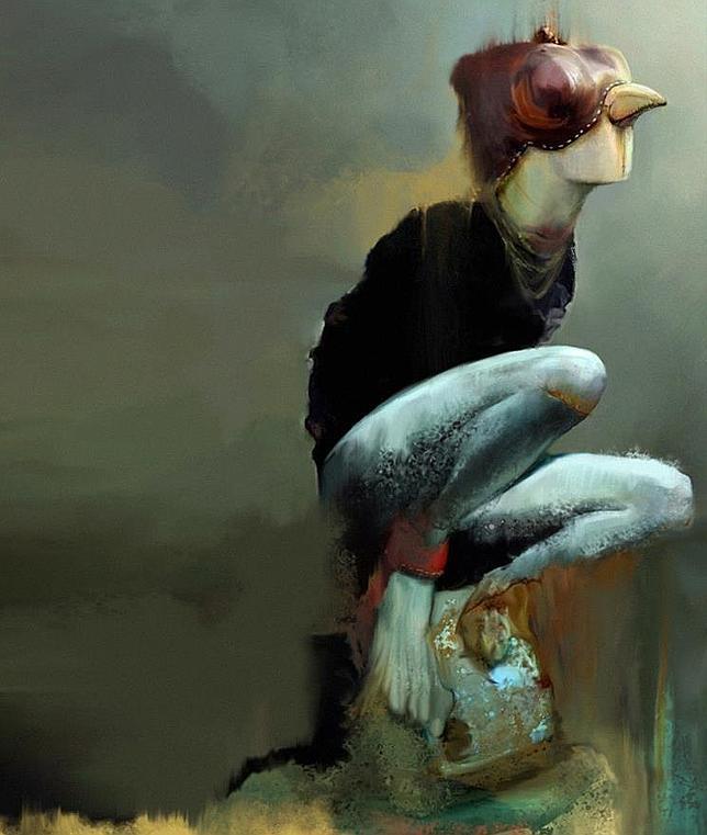 Obra de Alicia Martín