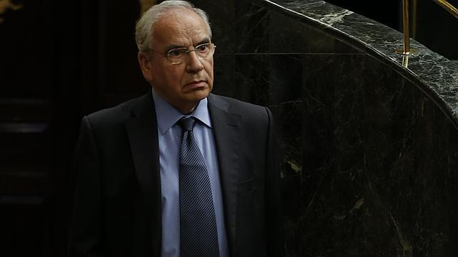 Alfonso Guerra en el Congreso