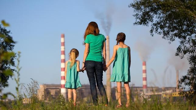 La contaminación ambiental se relaciona con muchas enfermedades