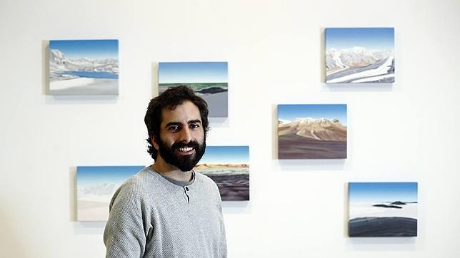 Julio Sarramián en el CEART de Fuenlabrada