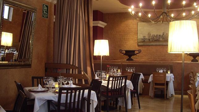 El restaurante «Divina la cocina», en Chueca