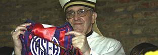 Real Madrid-San Lorenzo, un partido divino