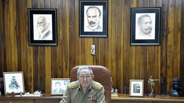 Los que mandan en Cuba