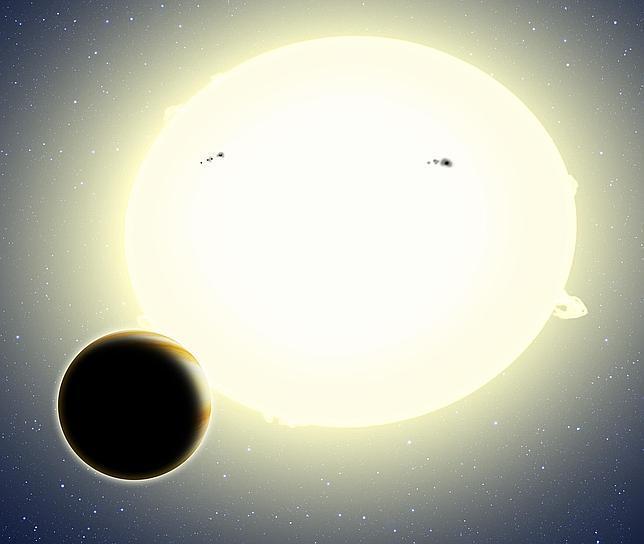El primer planeta descubierto por Kepler durante su «segunda vida»