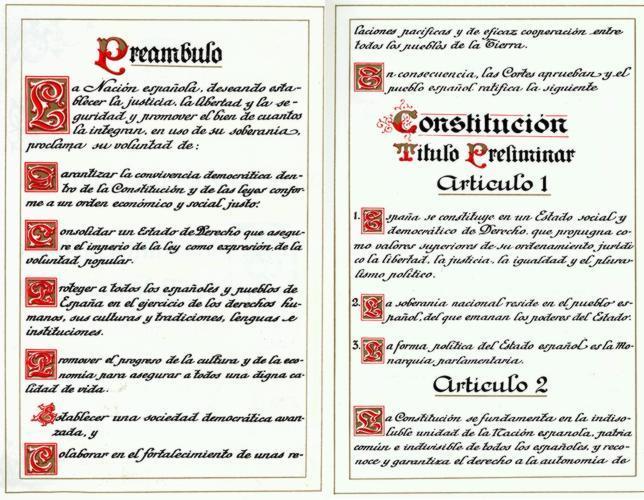 La Constitución también discrimina a los hombres