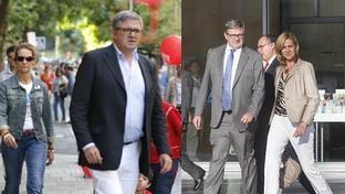 El incierto futuro de Garc�a Revenga, secretario de las Infantas