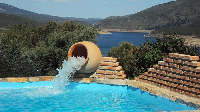 Las casas rurales m s populares en espa a en 2014 for Casas rurales con piscina comunidad valenciana