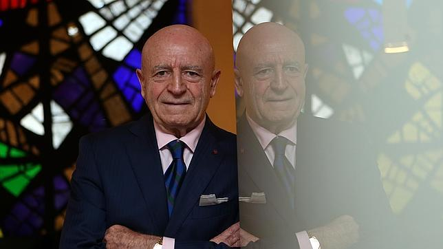 El exministro de Asuntos Exteriores Abel Matutes