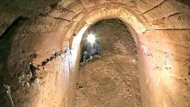 sotanocoliseo  644x362 - Roma subterránea: lagos, tumbas y cloacas que nunca viste bajo la ciudad Eterna