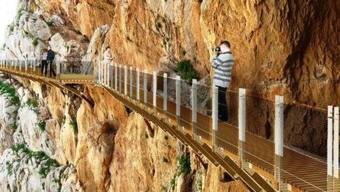 Así es la ruta más peligrosa de España que ama Antonio Banderas