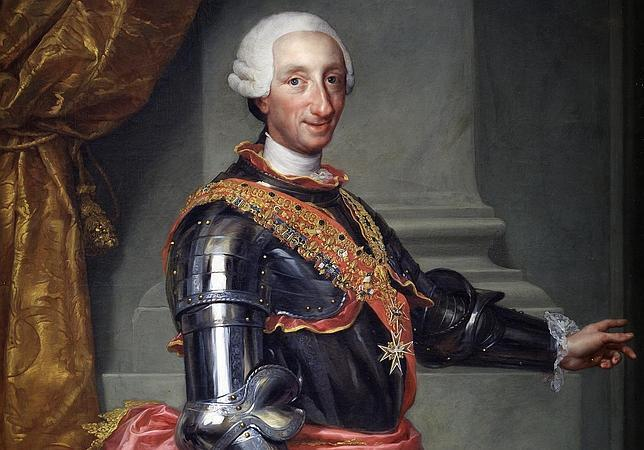 Carlos III, artífice de la Lotería Nacional
