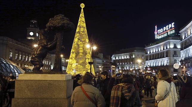 Diez de las plazas mayores de España donde más se celebra la Nochevieja