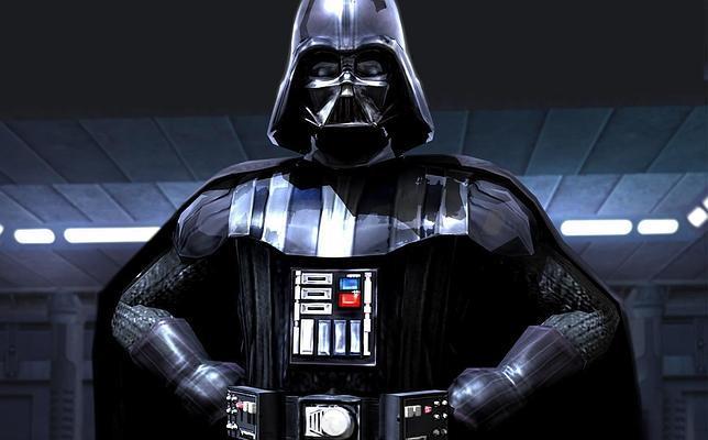 Darth Vader, personaje de «La guerra de las galaxias»