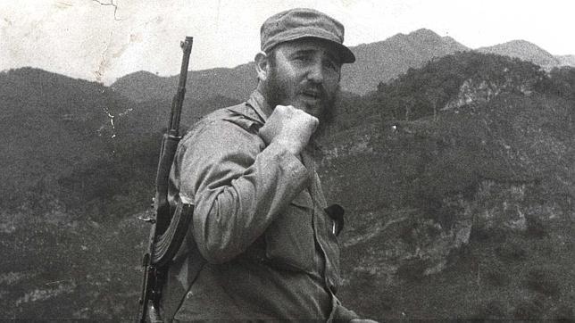 Fidel Castro, considerado por la CIA como altamente inteligente y capaz, en una instantánea de archivo.