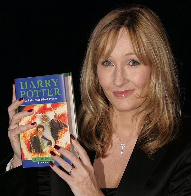 Resultado de imagen para escritora  de  Harry Potter