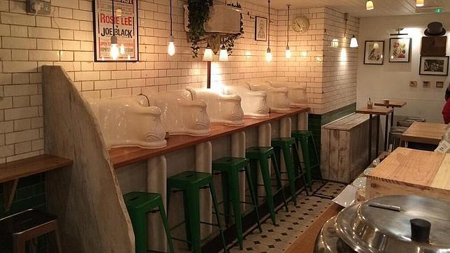 Los 10 cafés más asombrosos de Londres