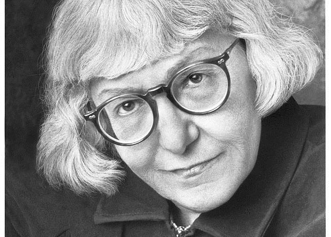 La escritora Cynthia Ozick, en una imagen de archivo