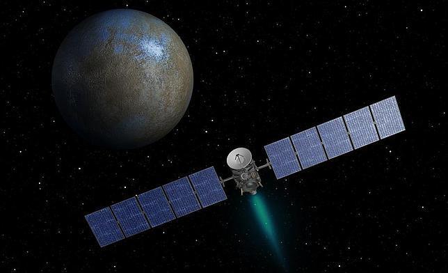Comienza la aproximación al planeta enano Ceres