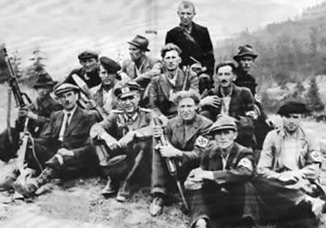 Los «branderburgueses» actuaban muchas veces vestidos de civiles