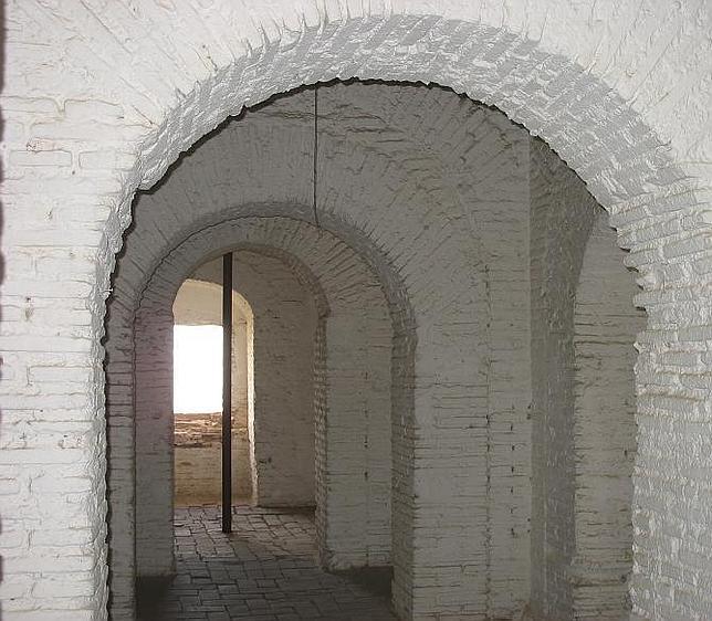 La vivienda tradicionalmente conocida como La Velera, en La Alhambra