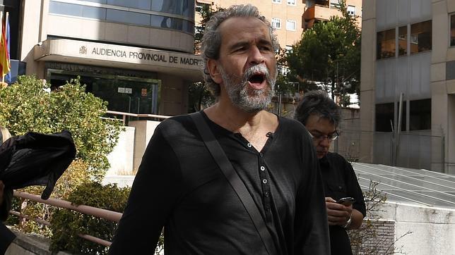 Así es Willy Toledo, el actor que actúa para los presos de ETA