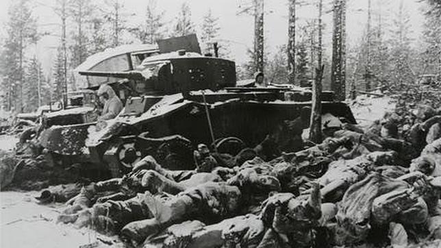 Las severas derrotas del Ejército Rojo frente a los finlandeses indujeron al Estado Mayor de la Wehrmacht a sacar conclusiones equivocadas