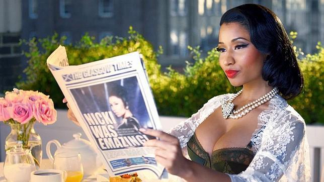 Nicki Minaj: «abortar cuando era adolescente me perseguirá de por vida»