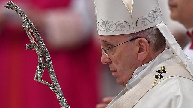 Homilía del papa
