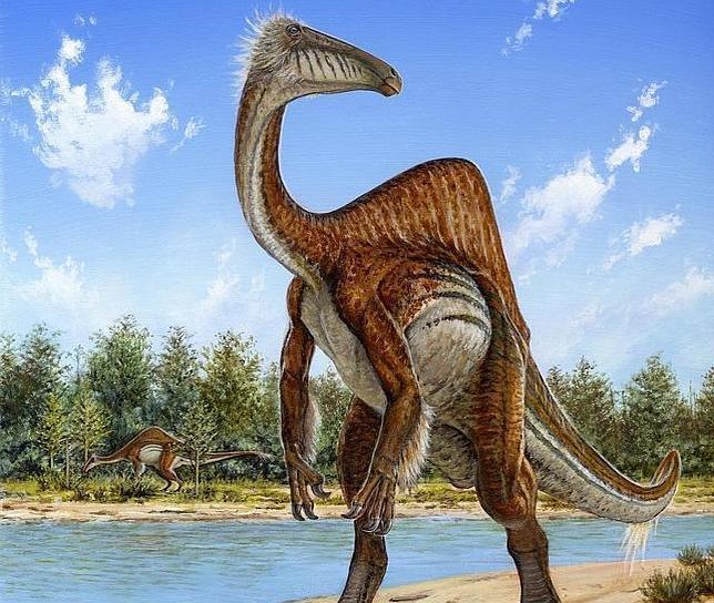 Diez monstruos del pasado que los paleontólogos «revivieron» en 2014