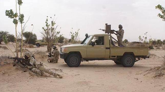 70 militares españoles de Operaciones Especiales se adiestrarán en Mauritania y Chad