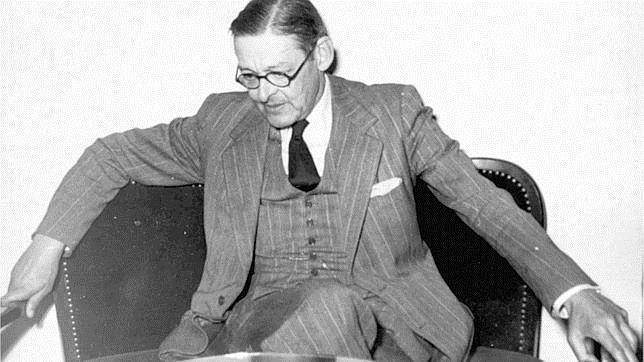 T.S. Eliot murió el 4 de enero de 1965, hace hoy 50 años