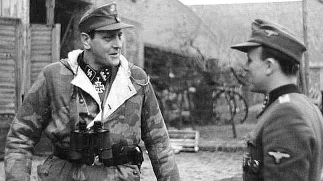 Un alto cargo de las SS nazis fue guardaespaldas de Eva Perón