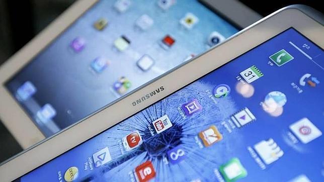 La venta de «tablets» se ralentizará en 2015