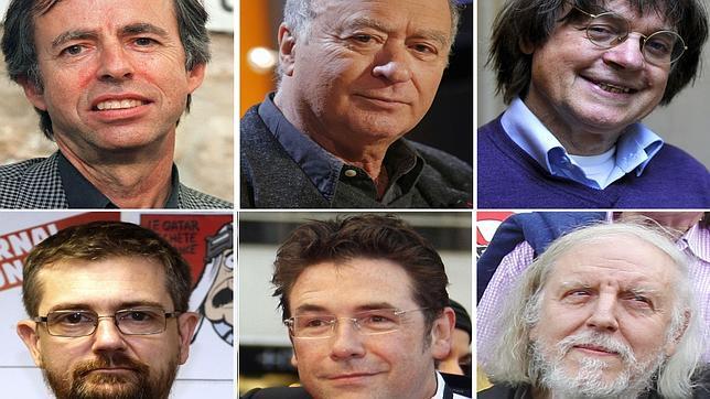 Seis de las víctimas mortales del ataque terrorista