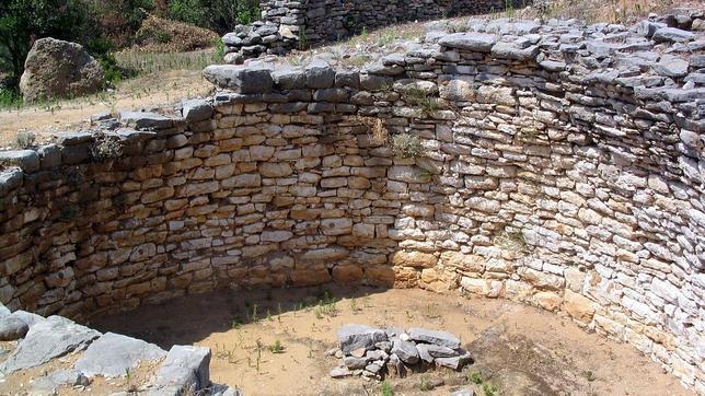 La tumba micénica de Nichoria
