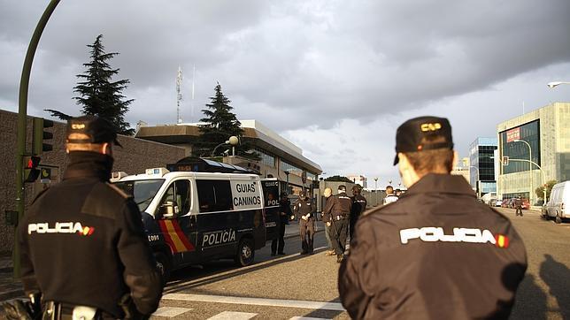 El detenido es el mismo que obligó a desalojar la sede de ABC en abril de 2014 por una falsa amenaza de bomba