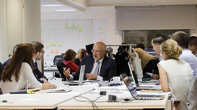 Lanzadera 2015: Juan Roig financiará con cinco millones de euros a 25 emprendedores