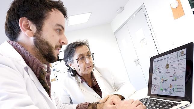 Carmen Ribes, jefa de servicio de Fibrosis Quística pediátrica del Hospital Universitario La Fé de Valencia