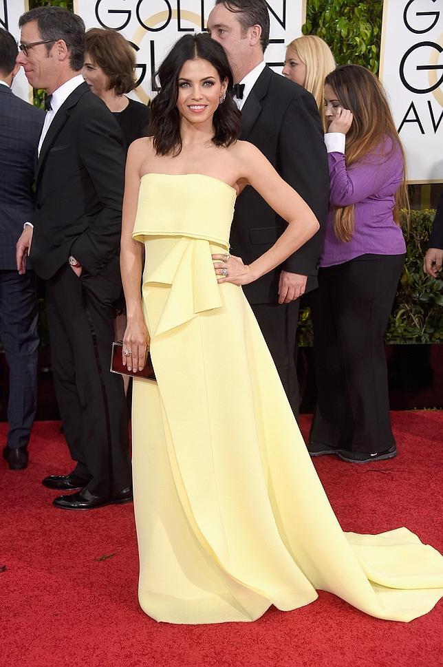 Las mejor vestidas de los Globos de Oro 2015