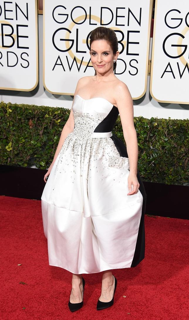 Las peor vestidas de los Globos de Oro 2015
