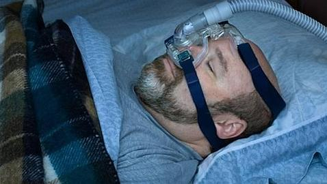 Muchas personas reciben tratamiento para la apnea