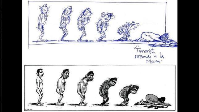 Genios de la caricatura política de hoy