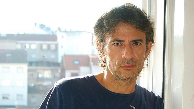 El escritor gallego Juan Tallón