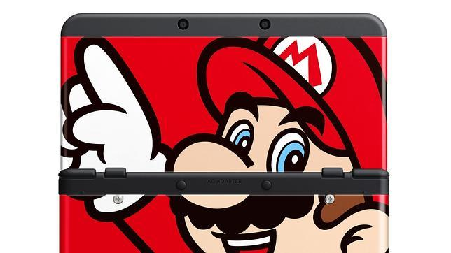 Nintendo redimensiona su portátil 3DS con una versión más grande
