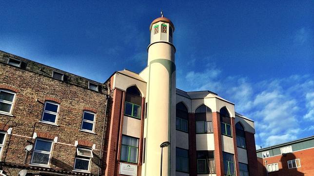Resultado de imagen para mezquita de Finsbury Park