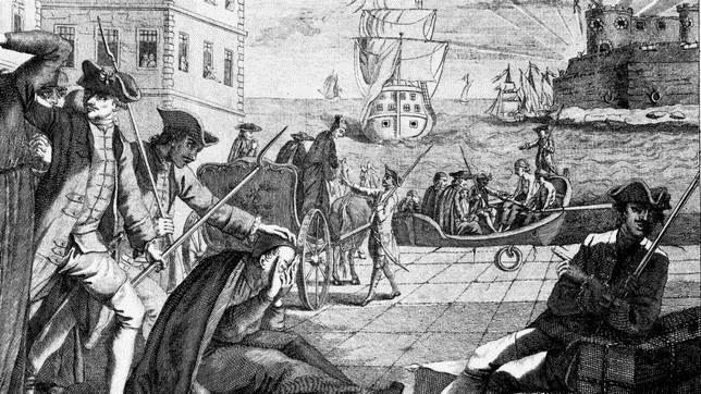Resultado de imagen de la expulsion de los jesuitas de españa