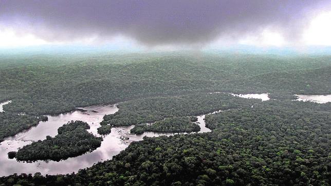 Parque Nacional de Lope, declarado Patrimonio de la Humanidad por la Unesco