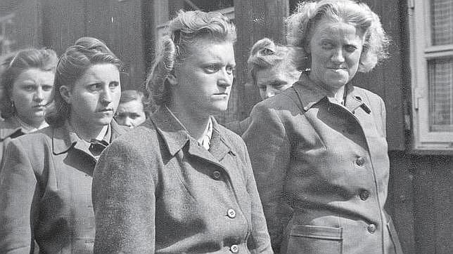 La sanguinaria guardia nazi que disfrutaba descuartizando a los presos con un hacha