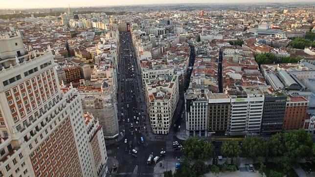 Un nuevo hotel para el edificio Torre de Madrid